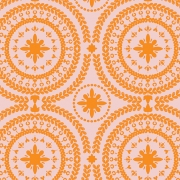 Treasure Splendour Tang by Art Gallery Fabrics sold by Online Canadian Fabric Store Woven Modern Fabric Gallery