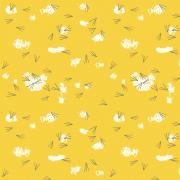 Tracks Organic by Charley Harper for Birch Fabrics sold by Online Canadian Fabric Store Woven Modern Fabric Gallery