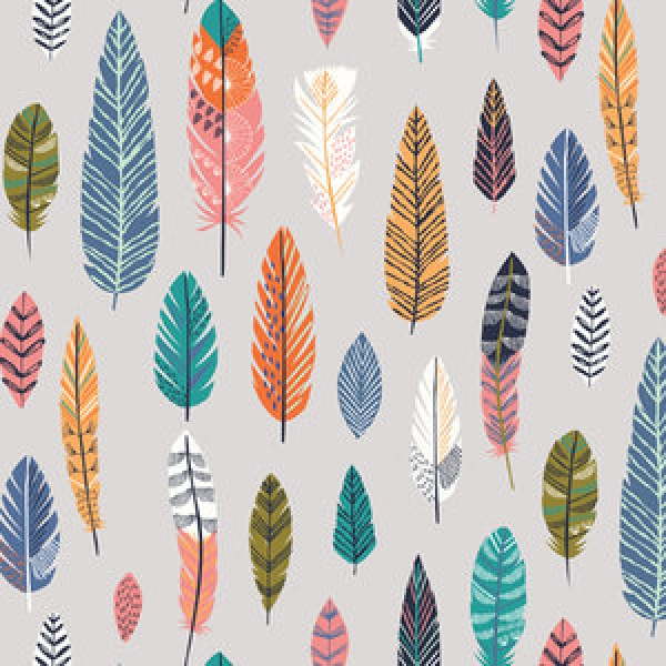 Feather from Dashwood Studios sold by Online Canadian Fabric Store Woven Modern Fabric Gallery