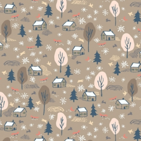 Woodside by Dear Stella sold by Online Canadian Fabric Store Woven Modern Fabric Gallery