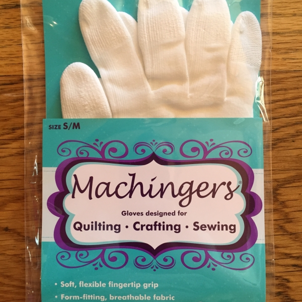 Machingers Gloves S/M sold by Online Canadian Fabric Store Woven Modern Fabric Gallery