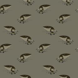 Burowing Owl Organic sold by Online Canadian Fabric Store Woven Modern Fabric Gallery