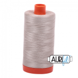 Aurifil Thread Pewter sold by Online Canadian Fabric Store Woven Modern Fabric Gallery