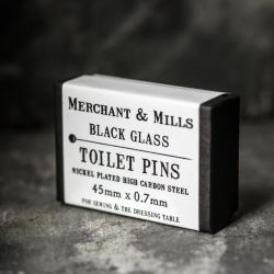Toilet Pins by Merchant & Mills sold by Online Canadian Fabric Store Woven Modern Fabric Gallery