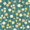 Narcisses by Pippa Shaw sold by Online Canadian Fabric Store Woven Modern Fabric Gallery