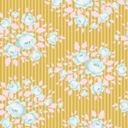 Marylou Honey  by Tilda sold by Online Canadian Fabric Store Woven Modern Fabric Gallery