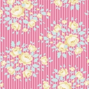 Marylou Rose by Tilda sold by Online Canadian Fabric Store Woven Modern Fabric Gallery
