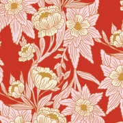 Madison Avenue Blaze fabric by Bari J for Art Gallery Fabrics sold by Online Canadian Fabric Store Woven Modern Fabric Gallery