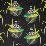 Cornprone organic fabric by Charley Harper for Birch Fabrics sold by Online Canadian Fabric Store Woven Modern Fabric Gallery