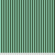 Tent Stripe Fern from Tula Pink's All Star collection  sold by Online Canadian Fabric Store Woven Modern Fabric Gallery