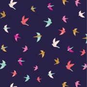 Summer Birds from Dashwood Studios sold by Online Canadian Fabric Store Woven Modern Fabric Gallery