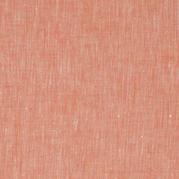 Organic Yarn Dyed Linen Quince from Birch Fabrics sold by Online Canadian Fabric Store Woven Modern Fabric Gallery