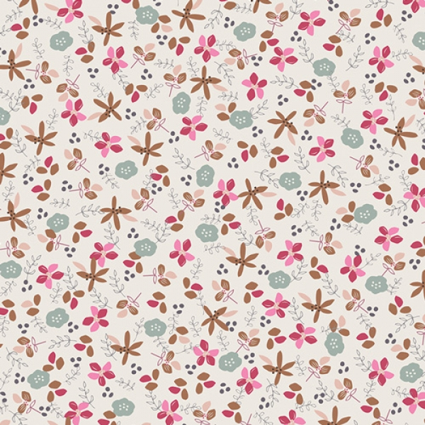 Jolie Fresh by Art Gallery Fabrics sold by Online Canadian Fabric Store Woven Modern Fabric Gallery