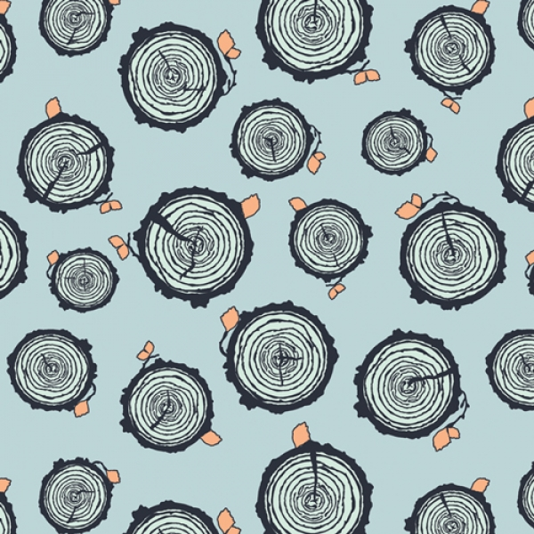 Rooted from Little Forester by Art Gallery Fabrics sold by Online Canadian Fabric Store Woven Modern Fabric Gallery