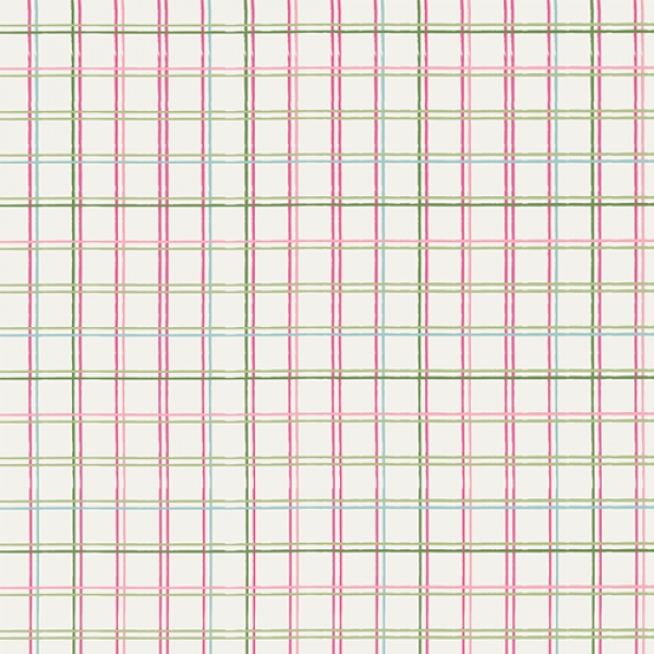 Plaid Beat from Fusion Printemps, Art Gallery Fabrics sold by Online Canadian Fabric Store Woven Modern Fabric Gallery