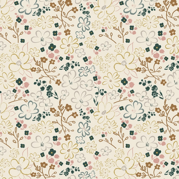 Sparkler Fusion Liten Ditsy by Art Gallery Fabrics sold by Online Canadian Fabric Store Woven Modern Fabric Gallery