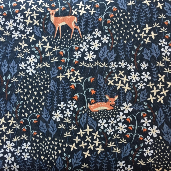 I Deer You by Dear Stella sold by Online Canadian Fabric Store Woven Modern Fabric Gallery
