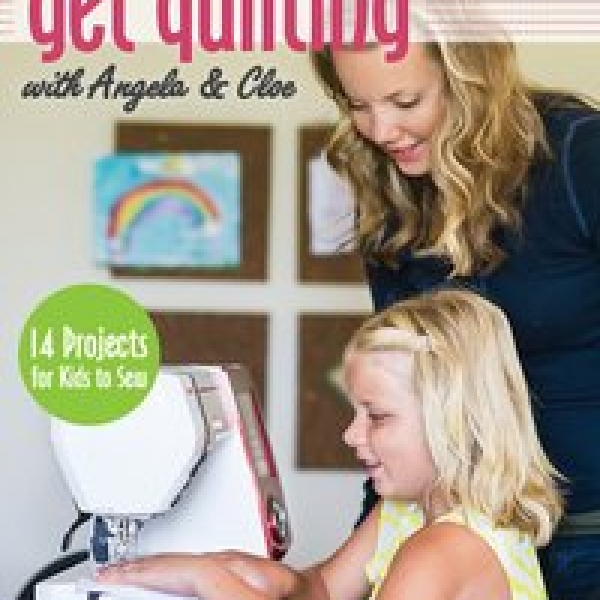 Get Quilting with Angela & Cloe sold by Online Canadian Fabric Store Woven Modern Fabric Gallery