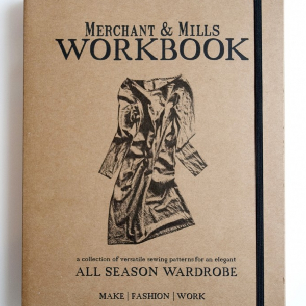 The Workbook by Merchant & Mills sold by Online Canadian Fabric Store Woven Modern Fabric Gallery