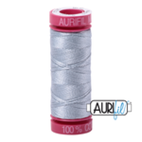 Aurifil Thread Artic Sky 12 wt sold by Online Canadian Fabric Store Woven Modern Fabric Gallery