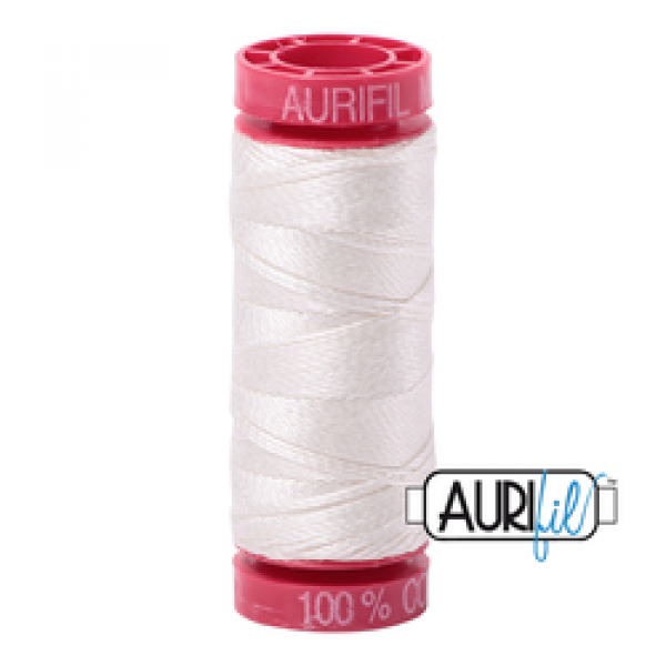 Aurifil Thread Sea Biscuit 6722 12 wt sold by Online Canadian Fabric Store Woven Modern Fabric Gallery