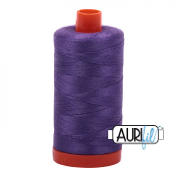 Aurifil Thread Dusty Lavendar 1243 50 wt sold by Online Canadian Fabric Store Woven Modern Fabric Gallery