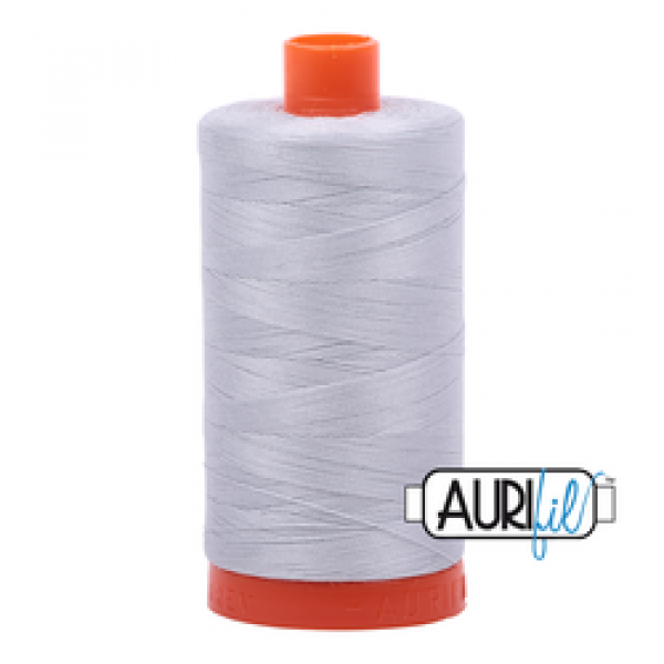 Aurifil Thread Natural White sold by Online Canadian Fabric Store  Modern Fabric Gallery