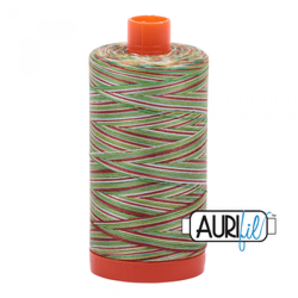 Aurifil Thread Leaves 4650 sold by Online Canadian Fabric Store Woven Modern Fabric Gallery