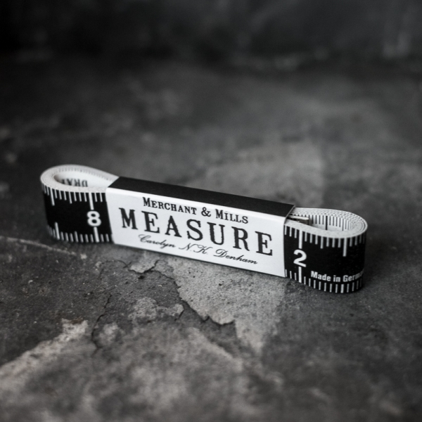 Tape Measure by Merchant & Mills sold by Online Canadian Fabric Store Woven Modern Fabric Gallery