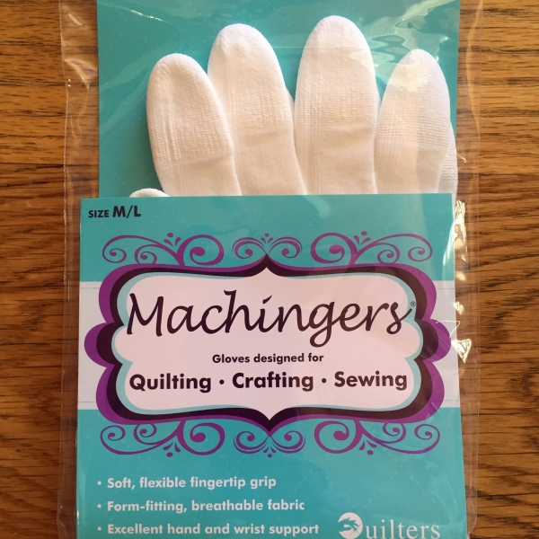 Machingers Gloves M/L sold by Online Canadian Fabric Store Woven Modern Fabric Gallery