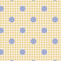 Gingdot Eggnog by Tilda sold by Online Canadian Fabric Store Woven Modern Fabric Gallery