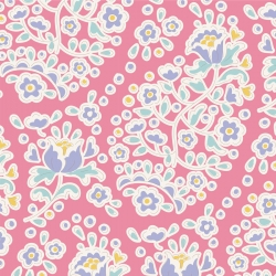Charlene Rose by Tilda sold by Online Canadian Fabric Store Woven Modern Fabric Gallery