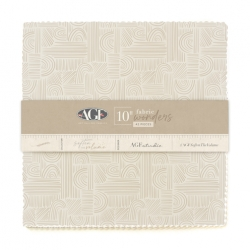 """Soften the Volume 10"""" charm squares fabric from Art Gallery Fabrics sold by Online Canadian Fabric Store Woven Modern Fabric Gallery"""