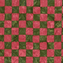 Chess Green from Artisan by Kaffe Fassett sold by Online Canadian Fabric Store Woven Modern Fabric Gallery