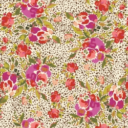 Manhattan's foliage fabric by Bari J for Art Gallery Fabrics sold by Online Canadian Fabric Store Woven Modern Fabric Gallery