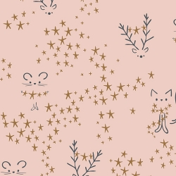 Sparkler Fusion Starbright by Art Gallery Fabrics sold by Online Canadian Fabric Store Woven Modern Fabric Gallery
