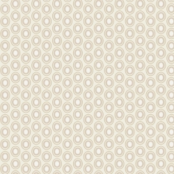 Oval Elements French Vanilla Art Gallery Fabrics sold by Online Canadian Fabric Store Woven Modern Fabric Gallery