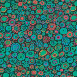 Paperweight Jewel by Kaffe Fassett sold by Online Canadian Fabric Store Woven Modern Fabric Gallery