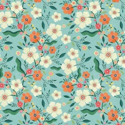 Day Meadow from Dashwood Studios sold by Online Canadian Fabric Store Woven Modern Fabric Gallery