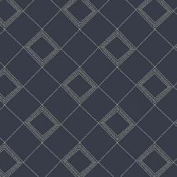 Tartan Midnight Art Gallery Fabrics sold by Online Canadian Fabric Store Woven Modern Fabric Gallery