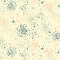 Rose Sleleton by Pippa Shaw sold by Online Canadian Fabric Store Woven Modern Fabric Gallery