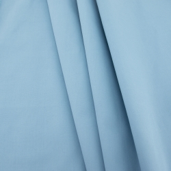 Periwinkle organic solid from Birch Fabrics sold by Online Canadian Fabric Store Woven Modern Fabric Gallery