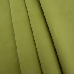 Moss organic solid from Birch Fabrics sold by Online Canadian Fabric Store Woven Modern Fabric Gallery