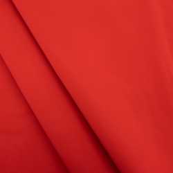 Ruby organic solid from birch fabrics sold by Online Canadian Fabric Store Woven Modern Fabric Gallery