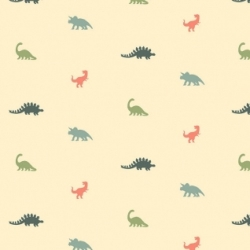 Mini Dinos for Dear Stella  Fabrics sold by Online Canadian Fabric Store Woven Modern Fabric Gallery