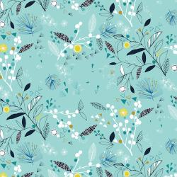 Foliage sold by Online Canadian Fabric Store Woven Modern Fabric Gallery