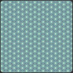 Oval Elements Vintage Blue Art Gallery Fabrics sold by Online Canadian Fabric Store Woven Modern Fabric Gallery