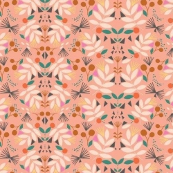 Our Planet Flora fabric from Dashwood Studios  sold by Online Canadian Fabric Store Woven Modern Fabric Gallery