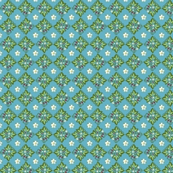 Palace Garden fabric by Odile Bailloeul for Free Spirit fabrics sold by Online Canadian Fabric Store Woven Modern Fabric Gallery