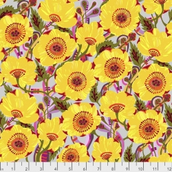 Sunshine Yellow sold by Online Canadian Fabric Store Woven Modern Fabric Gallery